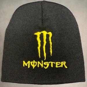 Other - Monster Energy Beanie / Skull cap